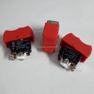 Wyłącznik klucza udarowego prawo-lewo FD2-5/2D, 8A 250V, klawisz 22x50mm, C-015