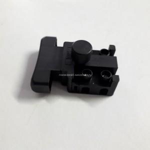 Wyłącznik mieszarka FA2-8/2WB, 6A/250V, klawisz 11,5X41mm RUBI RMIX-9-BL