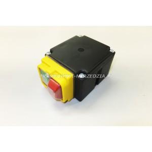 Wyłącznik zanikonapięciowy 400V / AC3-4kW / Ie -9A, IP55, osłona bryzgoszczelna, Tripus, 20P0098, cewka 400V, typ.KLKSD40..1