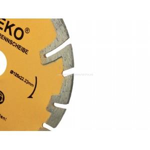 Tarcz diamentowa 230mm segmentowa, 230x8x22,2mm