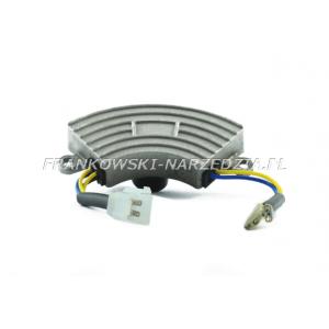Regulator napięcia AVR 2kW do agregatu 1-fazowego
