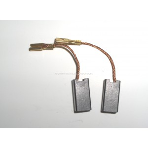 Szczotki węglowe 5x8x16 (1kpl to 2szt.) nasuwka mała z bezpiecznikiem zam.1-607-014-116