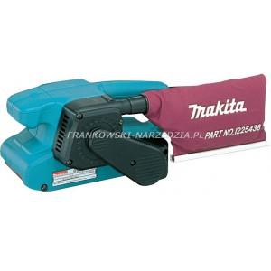 Makita 9910 szlifierka taśmowa, pas 457x76mm, 650 W