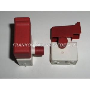 Wyłącznik HY15C polerka, szlifierka DWT, 12A/250V, klawisz 18x41mm