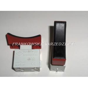 Wyłącznik młotka DWT BH-1200, H1200, FA2-10/2W, C-007, B5-0033/01, Wymiary klawisza 15x49mm,