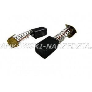 Szczotki węglowe 6x8x12 spręzynka (1kpl)