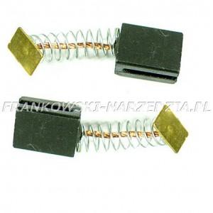Szczotki węglowe 6,5x11x14 dwa rowki (1kpl to jest 2szt) do PRDa150, TRYTON TMX12024, TM00413