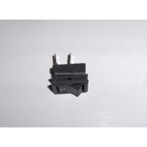 Wyłącznik klawiszowy MR-2 łączenie ON-OFF, wym, 12,5x19mm, 10A /250V