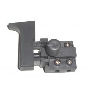 Wyłącznik szlifierka FA1-6-8/2, 8A/250V, klawisz 11X49mm do THX1652