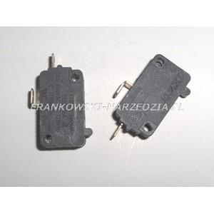Mikrowyłącznik 16A/250V bez dźwigni TMSW-2-1, 2-styki, TEMSE